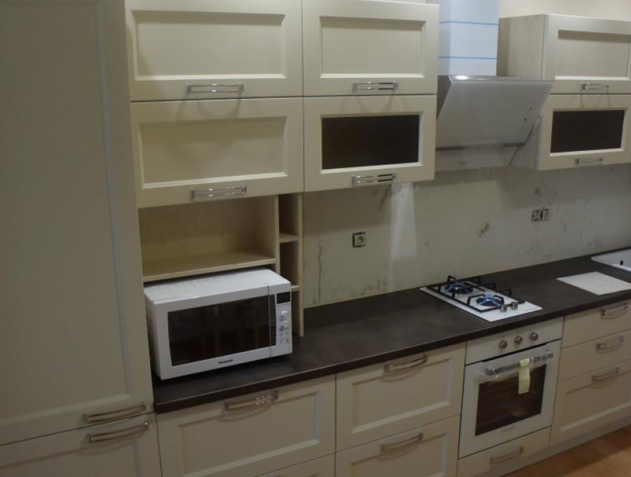Белая кухня №116