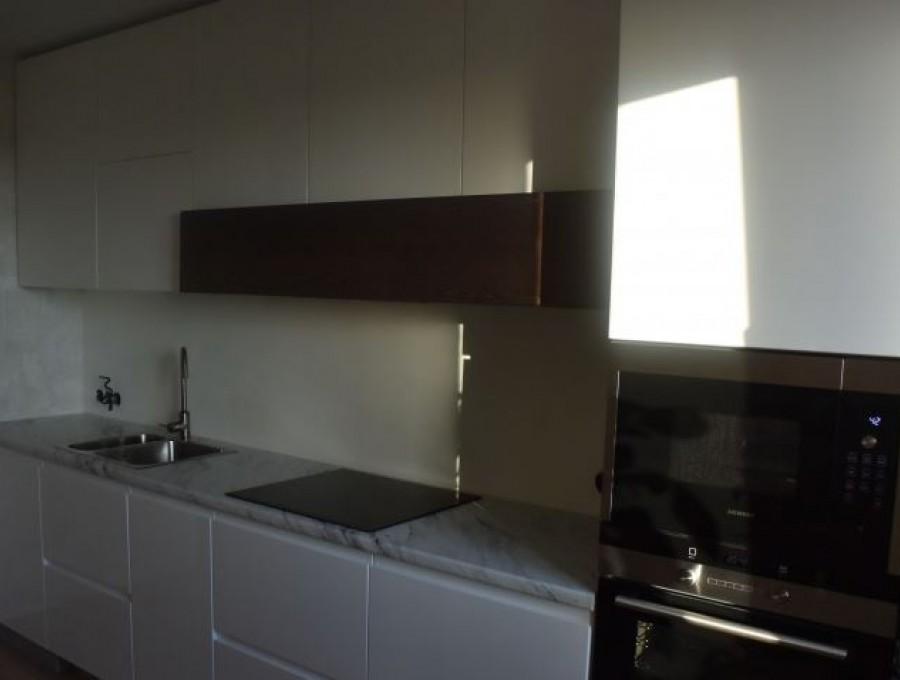 Белая кухня №117