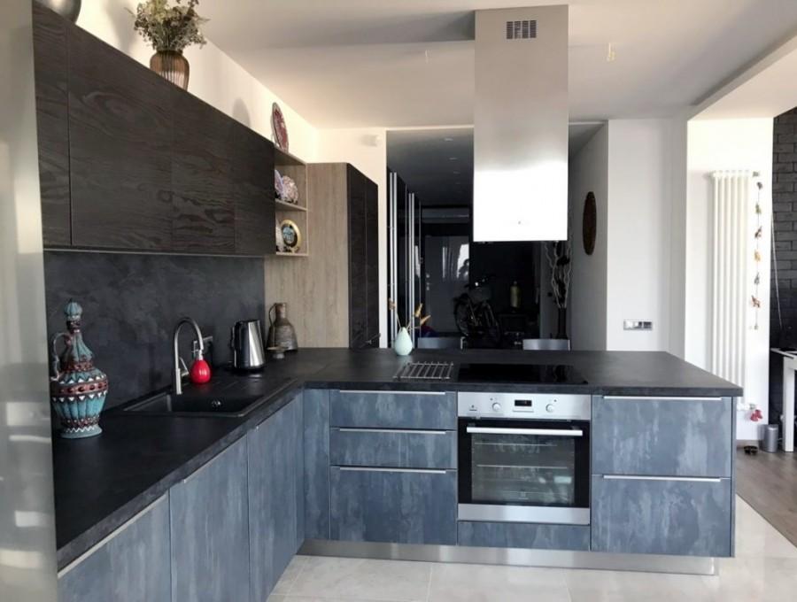 Кухня из ДСП Cleaf №221