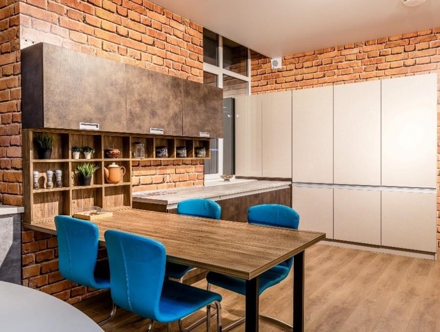Кухня из ДСП Cleaf №223