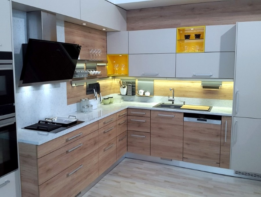 Кухня из ЛДСП EGGER  №52
