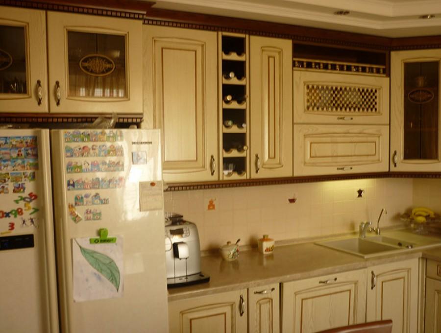 Кухня из массива №16