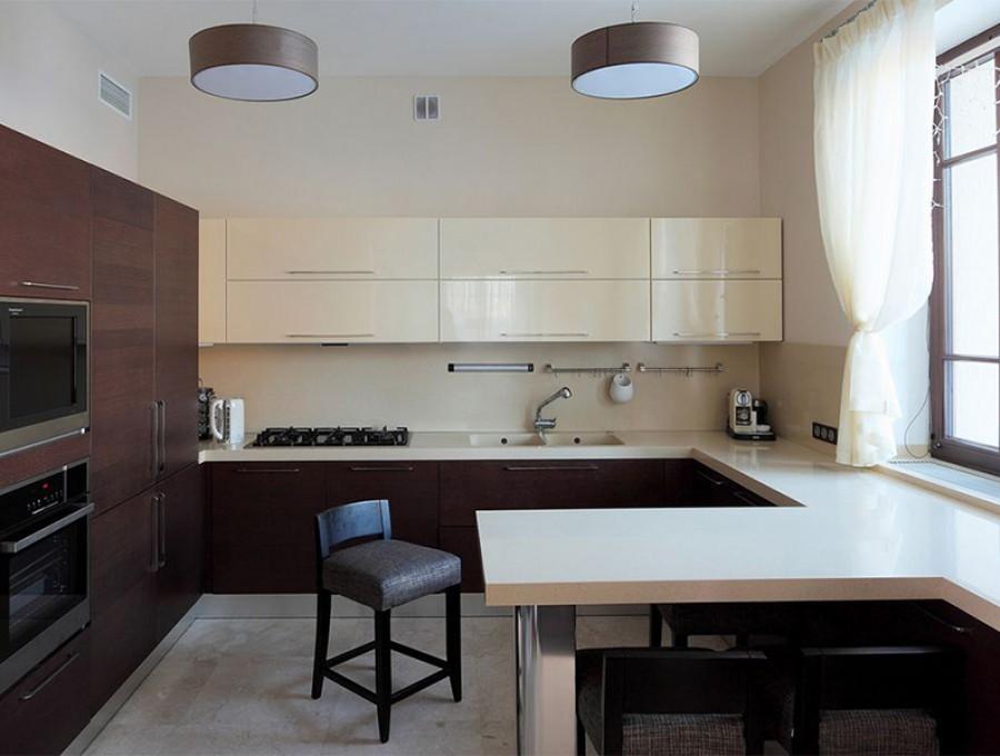 Кухня под окно №81
