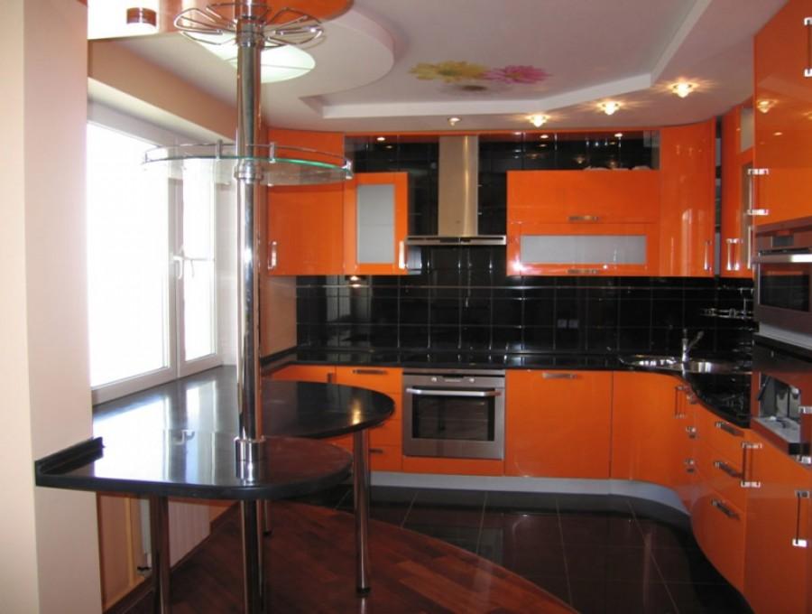 Кухня под окно №83