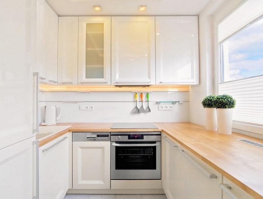 Кухня под окно №70