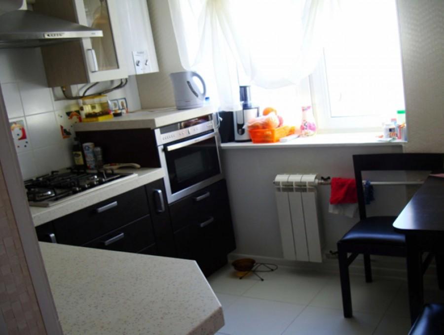 Кухня в хрущевку №87