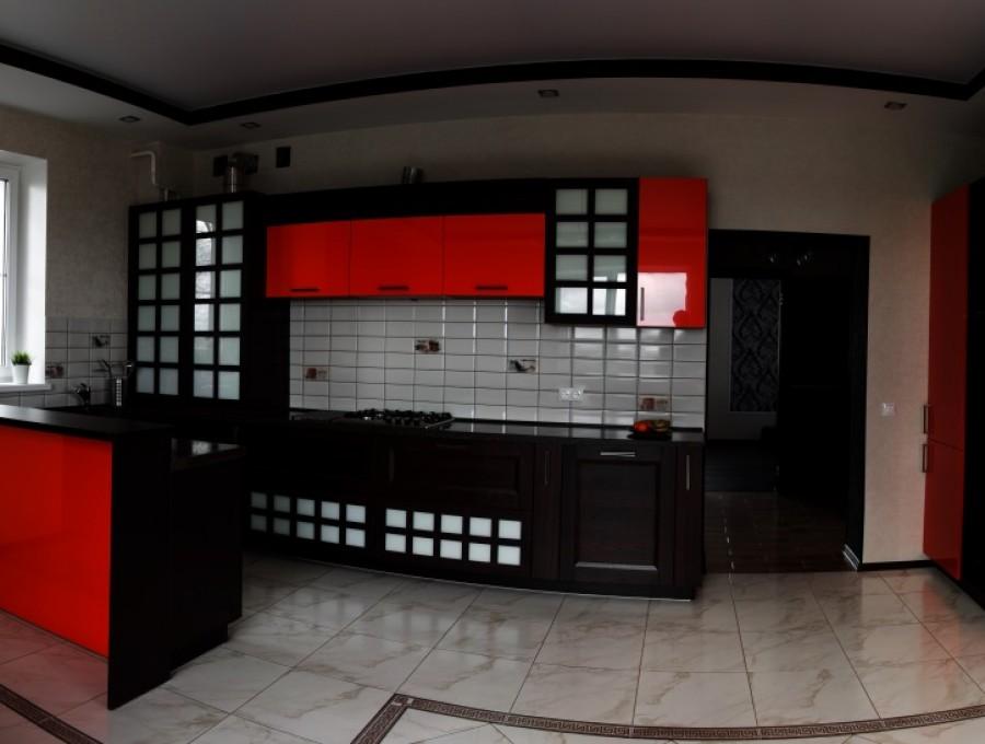 Кухня в китайском стиле №104