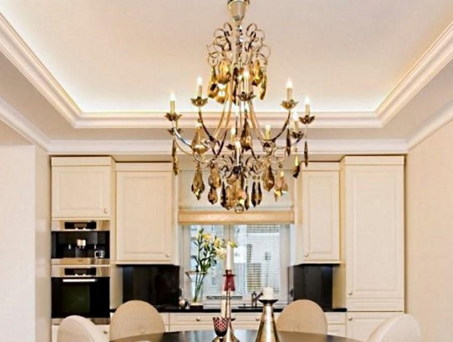 Кухня в стиле арт-деко №100