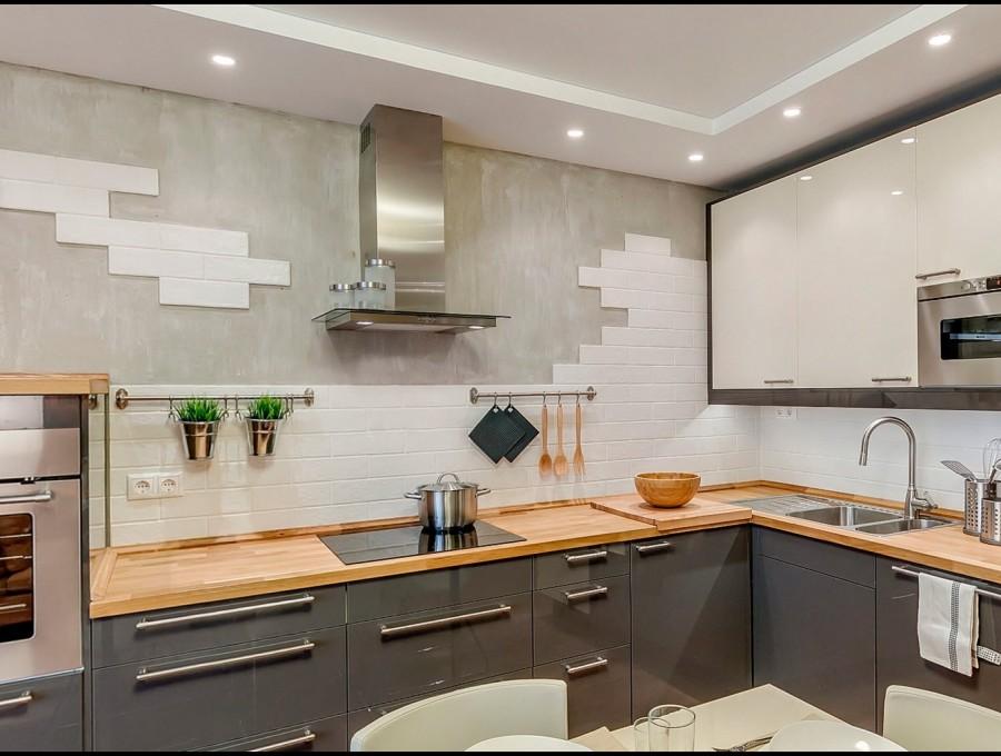 Кухня в стиле неоклассика №103