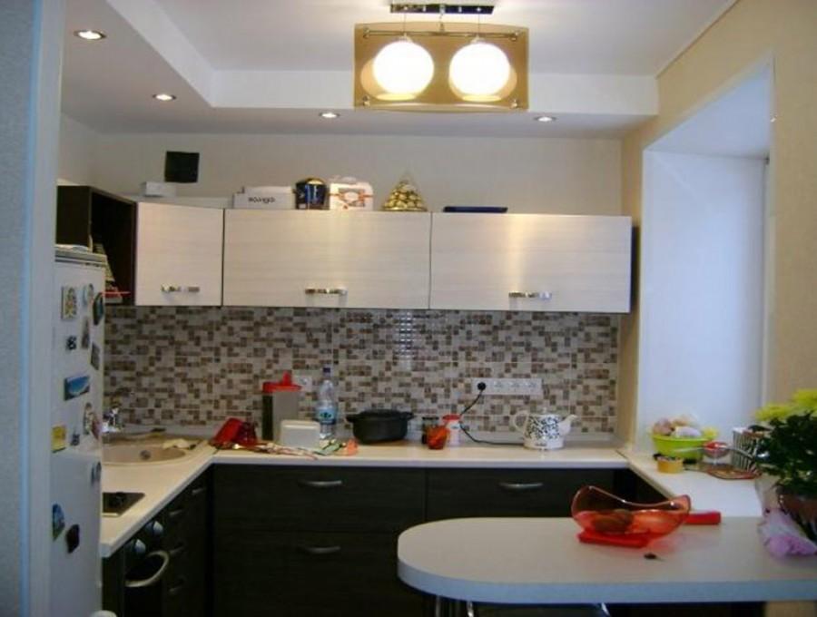 Маленькие кухни №62