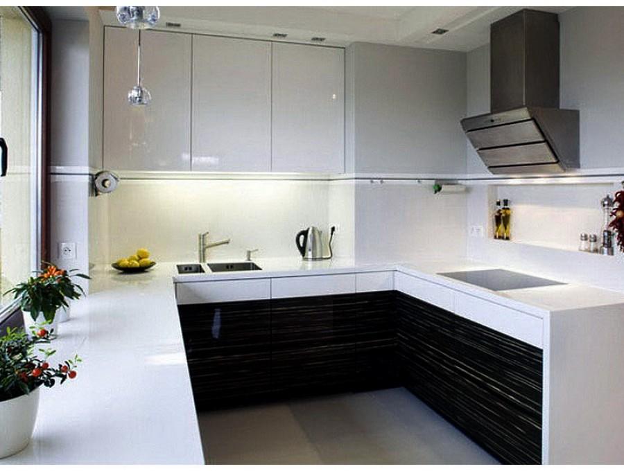 П-образная кухня №148