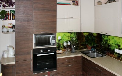 Цвет при выборе кухни