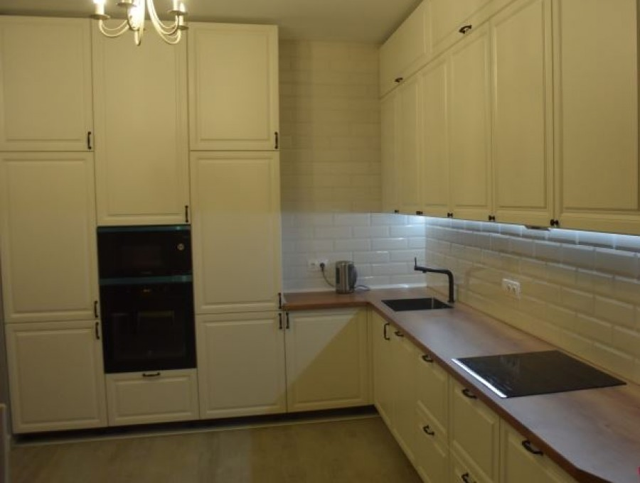 Угловая кухня №54